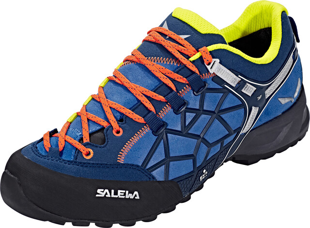 Salewa M's Wildfire Pro Shoes Royal Blå/Holland
